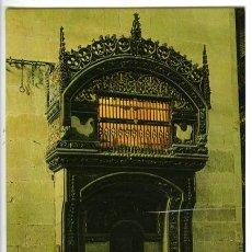 Postales: Nº 1 SANTO DOMINGO DE LA CALZADA, LOGROÑO. EL GALLINERO. CATEDRAL. EDICIONES SKORPIO BURGOS. . Lote 54952625
