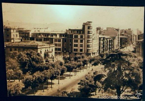 LOGROÑO - Nº 30 CALLE GENERAL VARA DE REY - ED. MONTAÑES - POSTAL SIN CIRCULAR- LA RIOJA (Postales - España - La Rioja Moderna (desde 1.940))