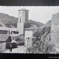 Postales: ORTIGOSA DE CAMEROS. LOGROÑO. (EXC. BENITO GONZALEZ Nº9).. Lote 55709984