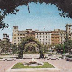 Postales: LOGROÑO Nº 7 LA ROSALEDA ( PASEO DEL ESPOLON ) ESCRITA FOTO DOMINGUEZ. Lote 56535727