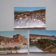 Postales: LOTE DE 3 POSTALES DE ARNEDO. LOGROÑO.. Lote 56722715