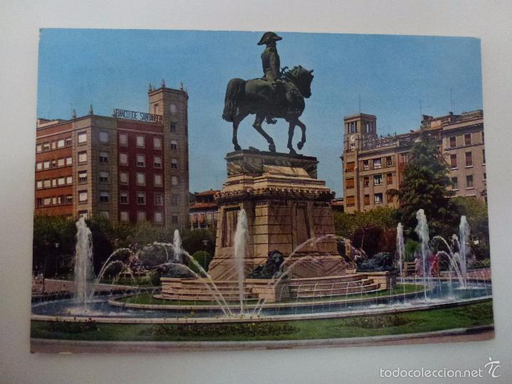 LOGROÑO. ESTATUA DEL GENERAL ESPARTERO. (Postales - España - La Rioja Moderna (desde 1.940))