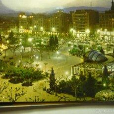 Postales: POSTAL LOGROÑO .PASEO ESPOLON-CIRCULADA. Lote 57961354