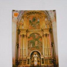 Postales: POSTAL DE SAN MILLAN DE LA COGOLLA. RETABLO DE LA IGLESIA. TDKP7. Lote 58223317