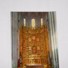 Postales: POSTAL RETABLO DE LA CATEDRAL. SANTO DOMINGO DE LA CALZADA. LA RIOJA. TDKP7. Lote 58223685