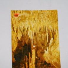 Postales: POSTAL ORTIGOSA DE CAMEROS. CUEVAS. GRUTAS LA VIÑA. LA RIOJA. TDKP7. Lote 58223718