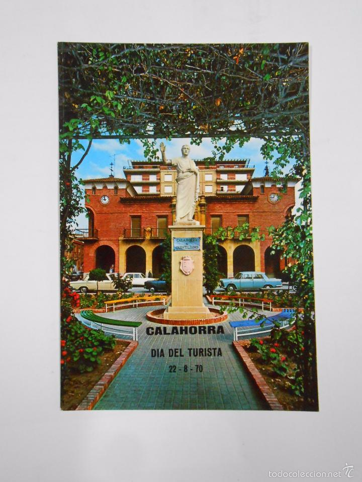 postal monumento a marco fabio quintiliano. cal - Comprar Postales ...