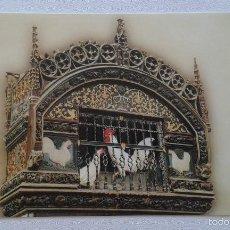 Postales: SANTO DOMINGO DE LA CALZADA -- LA RIOJA -- CATEDRAL GALLINERO -- SIGLO XV --. Lote 58831961