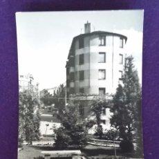 Postales: POSTAL DE CALAHORRA (LA RIOJA). N°26 GLORIETA (JARDINES). EDICIONES SICILIA. AÑOS 50.. Lote 62272824