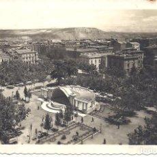 Postales: PD4607 LOGROÑO 'ESPOLÓN AUDITORIUM'. EDICIONES ARRIBAS. 1958. Lote 43842798