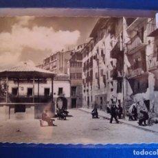 Postales: (PS-50408)POSTAL DE CERVERA DEL RIO ALHAMA-PLAZA DEL AYUNTAMIENTO. Lote 68150385