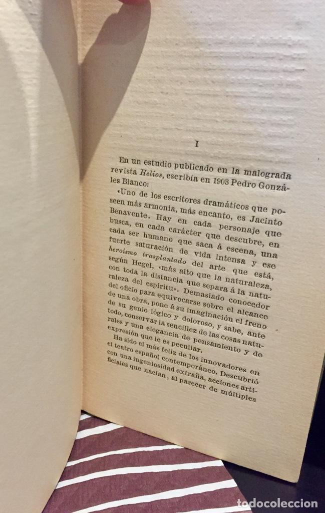 Postales: Jacinto benavente el dragón de fuego teatro 1edicion 1910 Barcelona - Foto 6 - 68305109