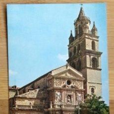 Postales: CALAHORRA - CATEDRAL. Lote 68743105