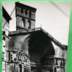 Cartoline: LOGROÑO - PÓRTICO DE SAN BARTOMÉ - EDICIONES SICILIA N° 25 - AÑOS 50/60. Lote 75122835