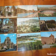 Postales: LOTE DE 44 POSTALES COLOR DE LA RIOJA. Lote 76523891