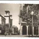 Postales: LOGROÑO - CALLE SAGASTA Y MERCADO DE ABASTOS - Nº 7 EDICIONES GARCÍA GARRABELLA. Lote 81865128