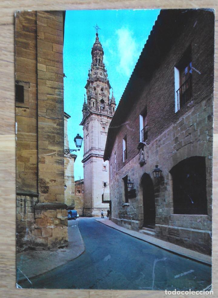 SANTO DOMINGO DE LA CALZADA - PARADOR NACIONAL (Postales - España - La Rioja Moderna (desde 1.940))