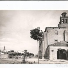 Postales: SANTO DOMINGO DE LA CALZADA - TEMPLO DE SAN FRANCISCO - Nº 1 EDICIONES SICILIA. Lote 83957596