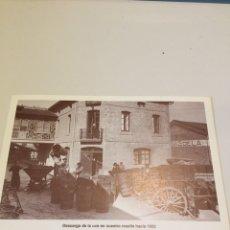 Postales: POSTAL VINOS DE RIOJA VIÑA TONDONIA. Lote 85163338