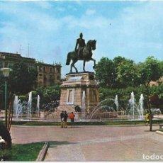 Postales: POSTAL : PASEO DEL ESPOLON. LOGROÑO.. Lote 87691964