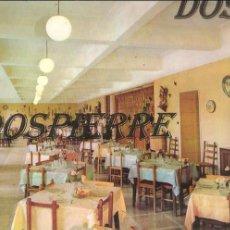 Postales: POSTAL, LAGUARDIA, LA RIOJA, INSTITUCIÓN CARMELO ECHEGARAY, COMEDOR-CAPILLA, SIN CIRCULAR. Lote 93616435