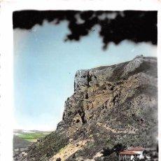 Postales: EZCARAY.- FERROCARRIL Y LA PICOTA. Lote 95671191
