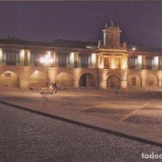 Postales: POSTAL PLAZA DE ESPAÑA. SANTO DOMINGO DE LA CALZADA. Lote 95775051