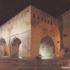 Postales: POSTAL CALLE EL CRISTO. SANTO DOMINGO DE LA CALZADA. Lote 95839659