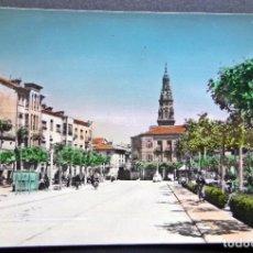 Postales: SANTO DOMINGO DE LA CALZADA ( LA RIOJA) POSTAL CIRCULADA DEL AÑO 1965. Lote 95931495