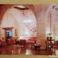 Postales: PARADOR NACIONAL DE SANTO DOMINGO DE LA CALZADA. Lote 96770867