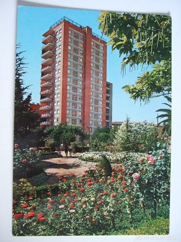 POSTAL LA RIOJA - CALAHORRA - JARDINES DE LA ERA ALTA - 1967 - BEASCOA 5504 - ESCRITA SIN CIRCULAR (Postales - España - La Rioja Moderna (desde 1.940))