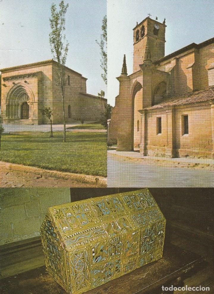 Nº 31340 POSTAL LA RIOJA ERMITA ROMANA BAÑARES (Postales - España - La Rioja Moderna (desde 1.940))