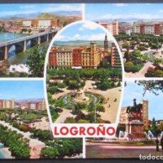 Postales: LOGROÑO - SIN CIRCULAR / P-1114. Lote 103718559