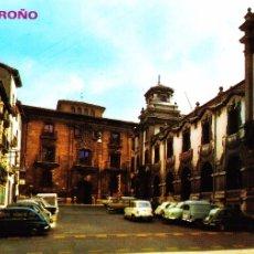 Postales: LOGROÑO -PALACIO DEL GENERAL ESPARTERO- (EDICIONES PARÍS - J.M. Nº 761) SIN CIRCULAR / P-1190. Lote 104291635