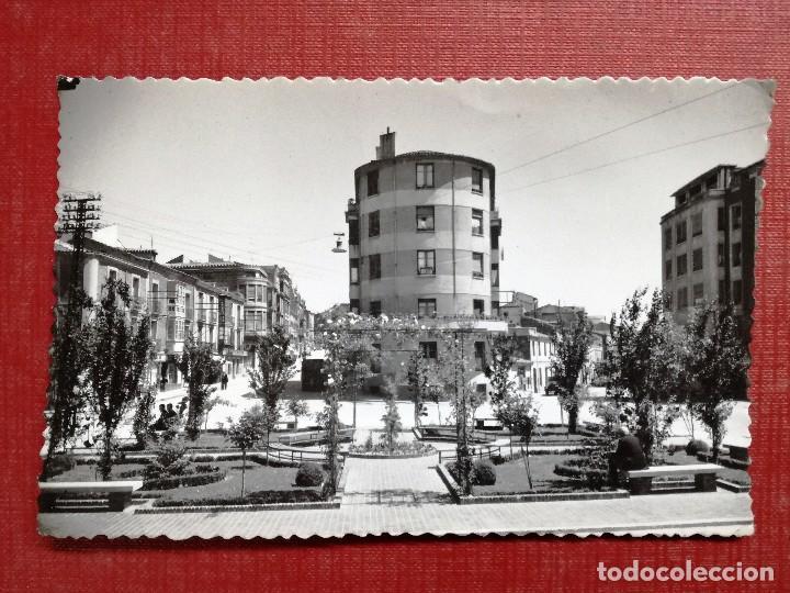 POSTAL DE CALAHORRA -LA RIOJA-EDICIONES SICILIA- 39- GLORIETA (Postales - España - La Rioja Moderna (desde 1.940))