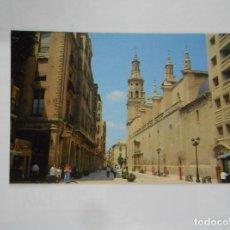 Postales: POSTAL DE LOGROÑO. CALLE PORTALES. TDKP1. Lote 114000571
