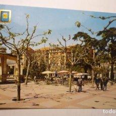 Postales: POSTAL LOGROÑO .-PASEO ESPOLON CIRCULADA. Lote 114785151