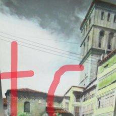 Cartoline: LOGROÑO PLAZA DE SAN BARTOLOMÉ. CIRCULADA EN 1964. Lote 116898423