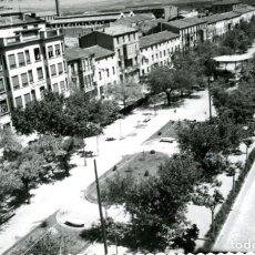 Postales: CALAHORRA (LA RIOJA). PASEO DEL MERCADAL. EDICIONES SICILIA Nº 41. FOTOGRÁFICA.. Lote 117145015