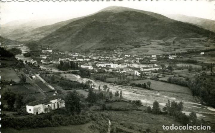 EZCARAY (LA RIOJA).- VISTA GENERAL. EDICIONES SICILIA Nº 4. FOTOGRÁFICA. (Postales - España - La Rioja Moderna (desde 1.940))