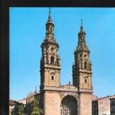 Postales: CATEDRAL DE SANTA MARÍA DE LA REDONDA. LOGROÑO.. Lote 120186815