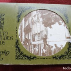 Postales: 10 POSTALES LOGROÑO AYER, 1982 INSTITUTO ESTUDIOS RIOJANOS, REPROD. AÑOS 20, Nº 4. Lote 120257731