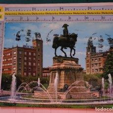 Postales: POSTAL DE LA RIOJA. AÑO 1964. LOGROÑO, ESTATUA DEL GENERAL ESPARTERO. 1900. Lote 122105523