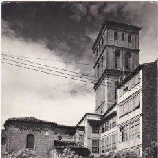 Cartes Postales: POSTAL DE LOGROÑO - PLAZA DE SAN BARTOLOMÉ. Lote 125038315