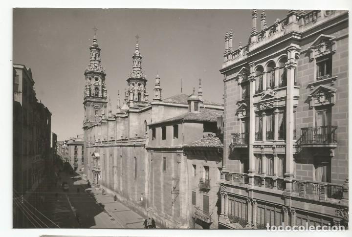 LOGROÑO - CALLE GENERAL MOLA - Nº 3 ED. SICILIA (Postales - España - La Rioja Moderna (desde 1.940))