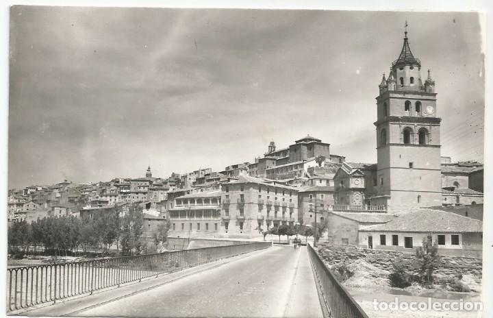 CALAHORRA - CATEDRAL Y PALACIO - Nº 8 ED. SICILIA (Postales - España - La Rioja Moderna (desde 1.940))