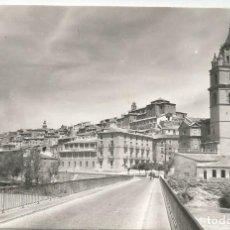 Postales: CALAHORRA - CATEDRAL Y PALACIO - Nº 8 ED. SICILIA. Lote 126125735