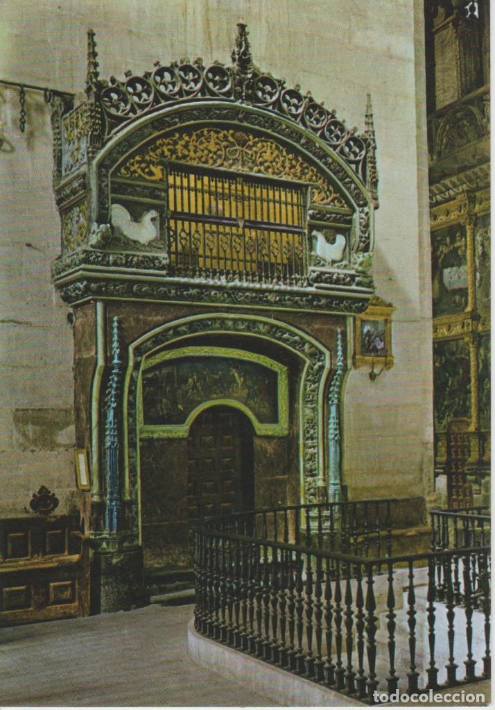 (4) SANTO DOMINGO DE LA CALZADA. EL GALLINERO. CATEDRAL (Postales - España - La Rioja Moderna (desde 1.940))