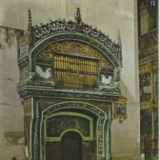 Postales: (4) SANTO DOMINGO DE LA CALZADA. EL GALLINERO. CATEDRAL. Lote 126678875