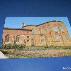 Postales: POSTAL SIN CIRCULAR - MONASTERIO DE CAÑAS 14 - LA RIOJA - SIN EDITORIAL. Lote 127473595